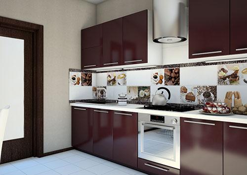 Идеи декора кухни - фото