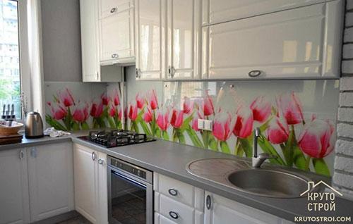 Идеи дизайна интерьера кухни - фото