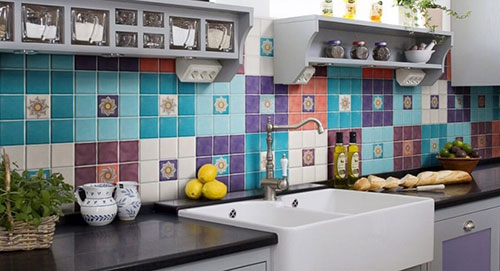 Декор кухни - оригинальные идеи с фото