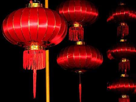 Китайские фонарики по фен шуй