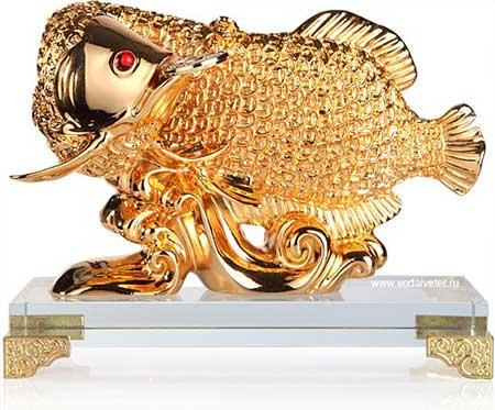 Арована - символ огромного богатства