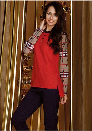Стильная домашняя одежда для женщин, бренд Vilfram.
