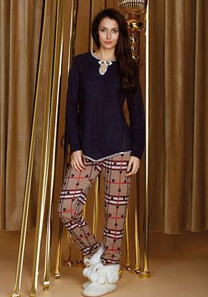 Стильный домашний костюм для женщин, бренд Manam