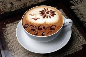 Подача кофе в ресторанах