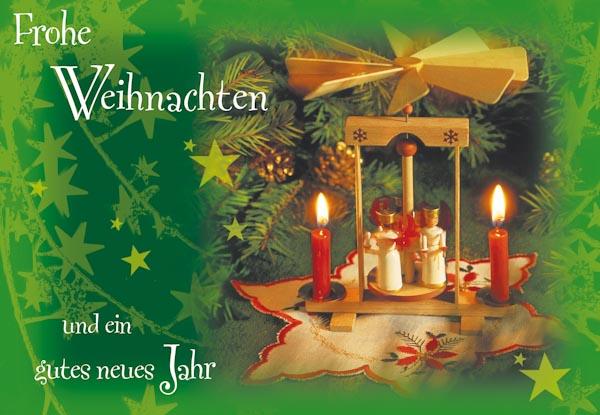 Cкачать открытки с немецким Рождеством