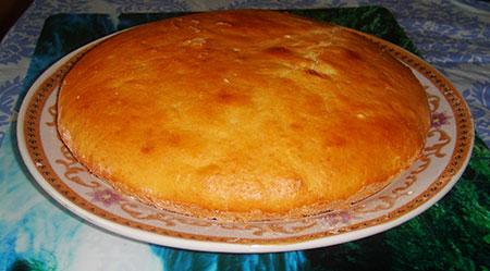 Монастырский хлеб - рецепт