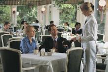 Как встречать посетителей в ресторане